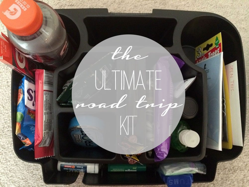 The Ultimate Road Trip Kit