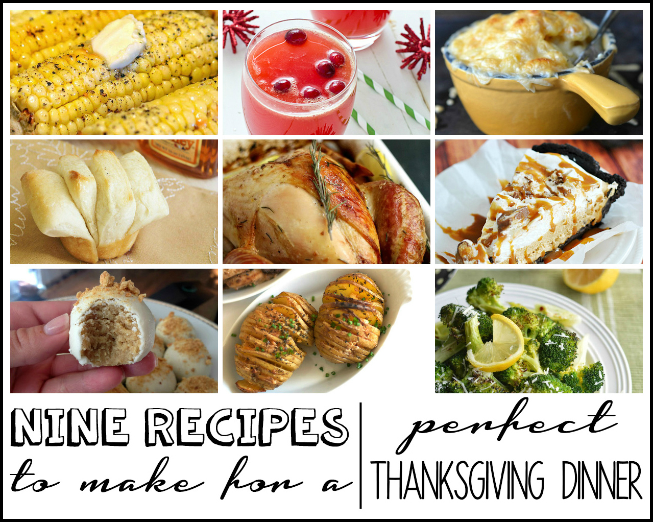 Perfect-Thanksgiving-Dinner-Recipes
